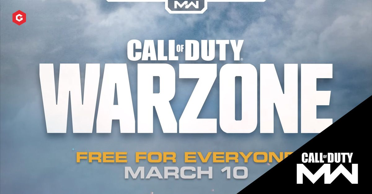 Call Of Duty Warzone Live Release Date News Gameplay Map