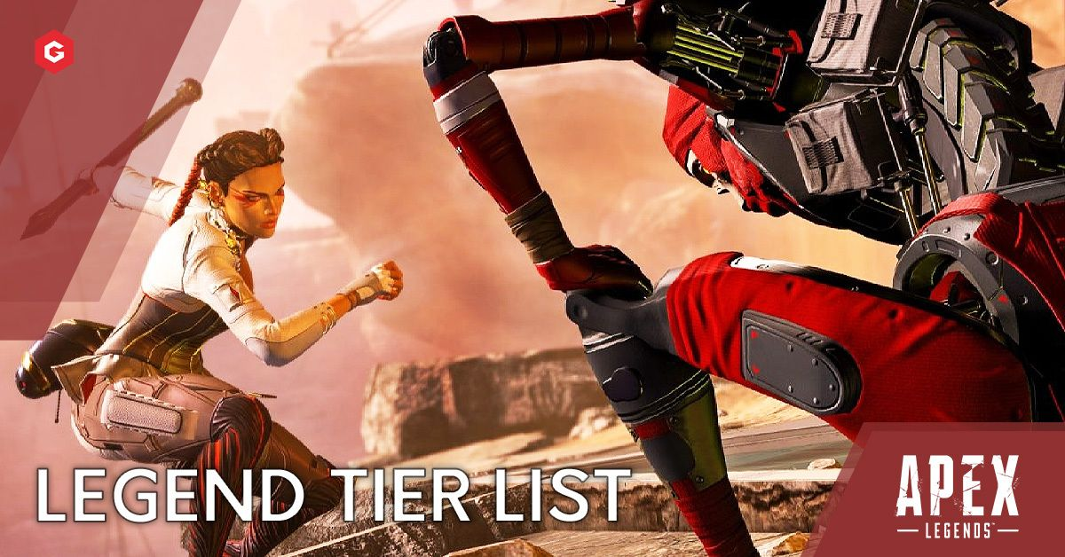 Apex Legends Season 5 Characters Ranked And Tier List Guide