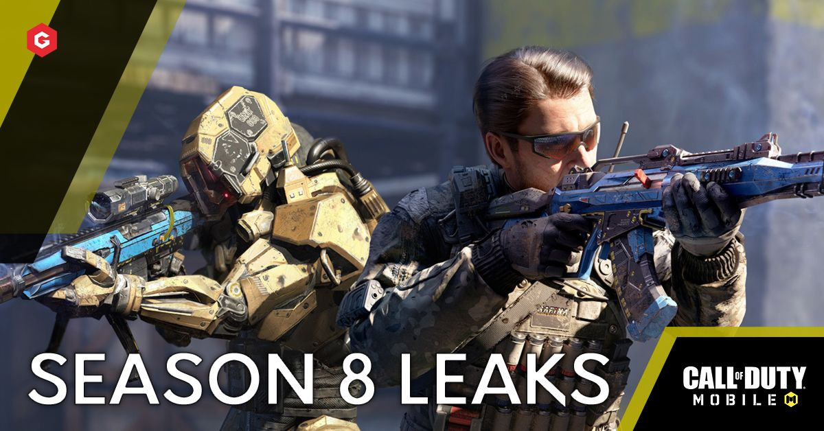 Cod Mobile Season 8 The Forge Leaks Release Date Patch Notes