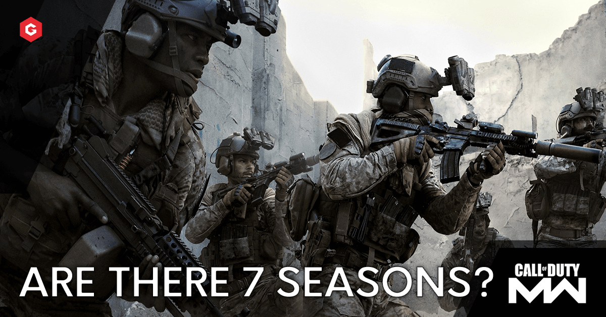 Warzone Season 5 Leaks Minimum 7 Seasons Confirmed For Call Of
