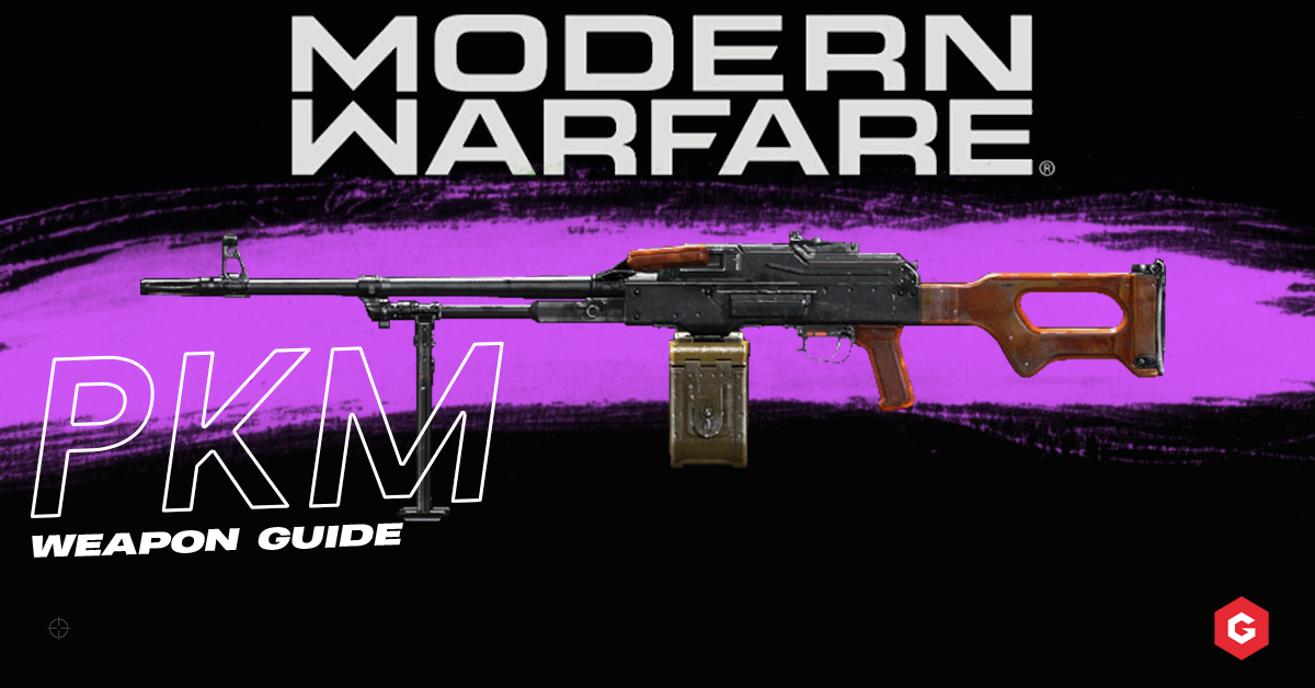 Modern Warfare Season 5 Pkm Setup Guide Best Attachments For Your Class In Call Of