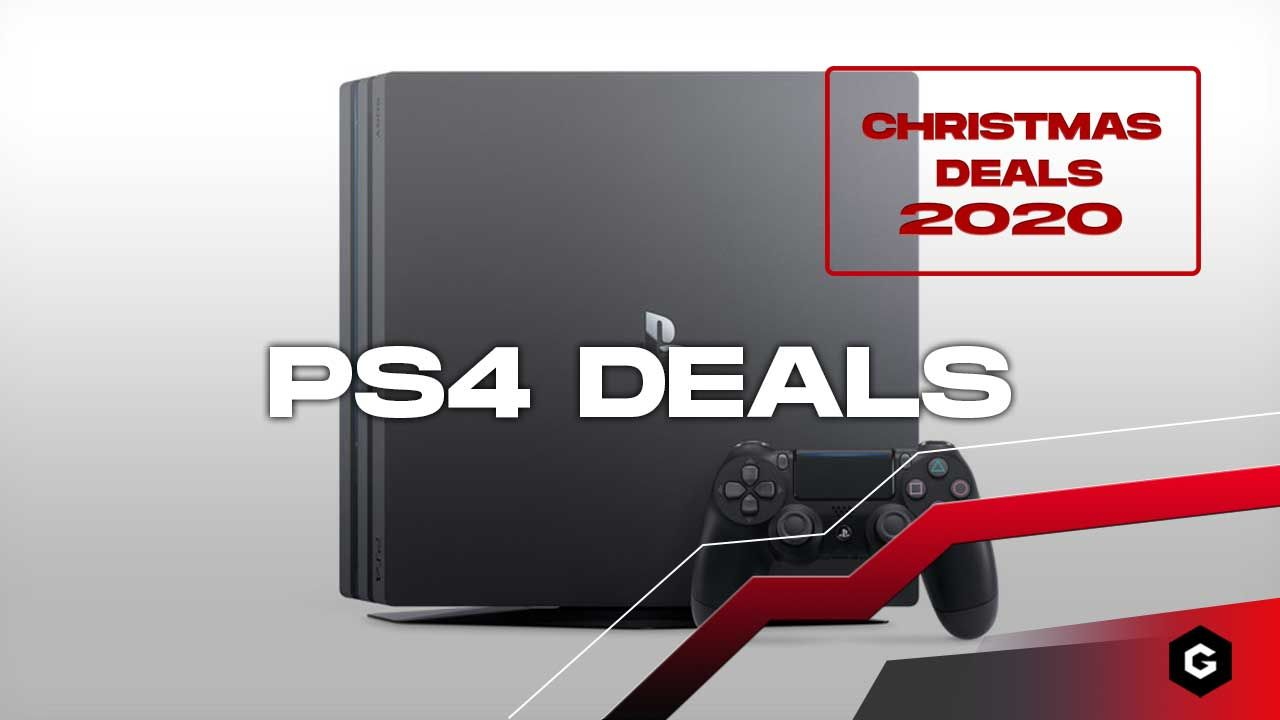 Ps4 Christmas Deal 2020 PS4 Christmas Gift Ideas 2020: Bundles, Controllers, Hard Drives