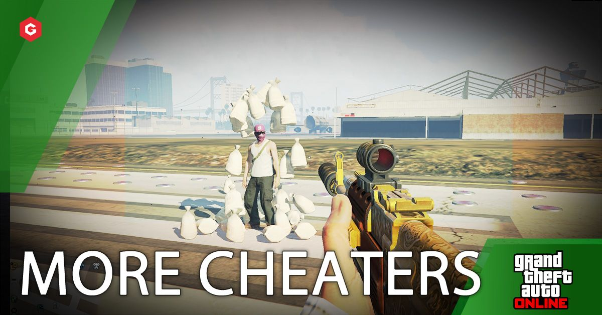 Gta Online Cheating Gets Worse During The Free Gta 5 Giveaway On Epic Games Store