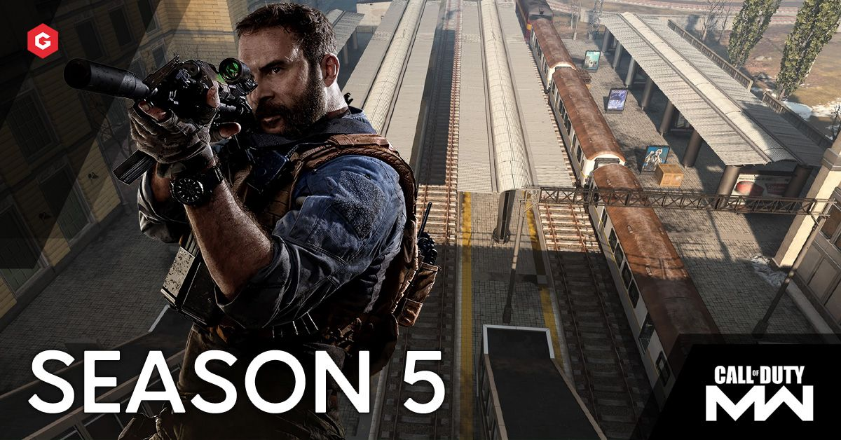 Warzone Season 5 Leaks Release Date Maps Weapons Warzone News