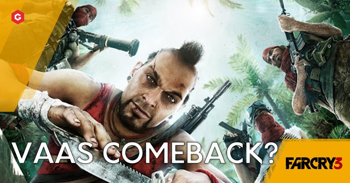 Far Cry 3 Voice Actor For Vaas Teases A Return To The Character