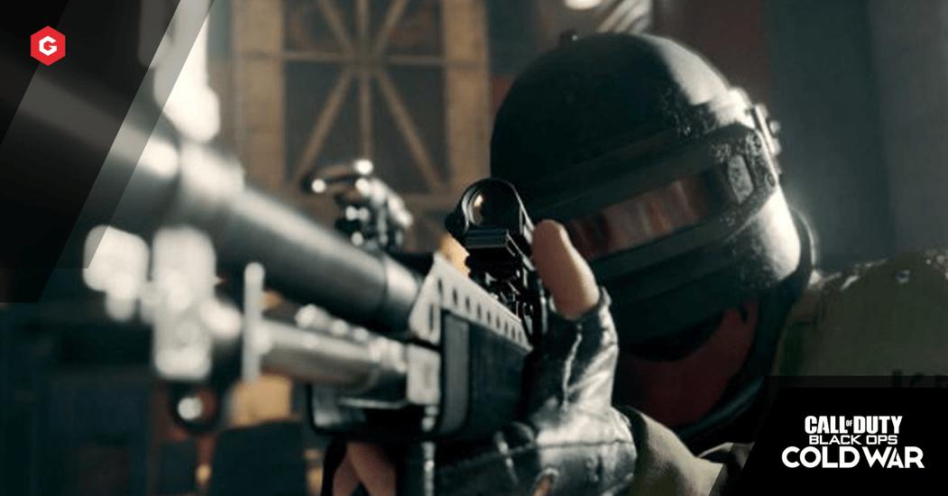 Call of Duty: Black Ops Cold War: The Best Quickscoping Class