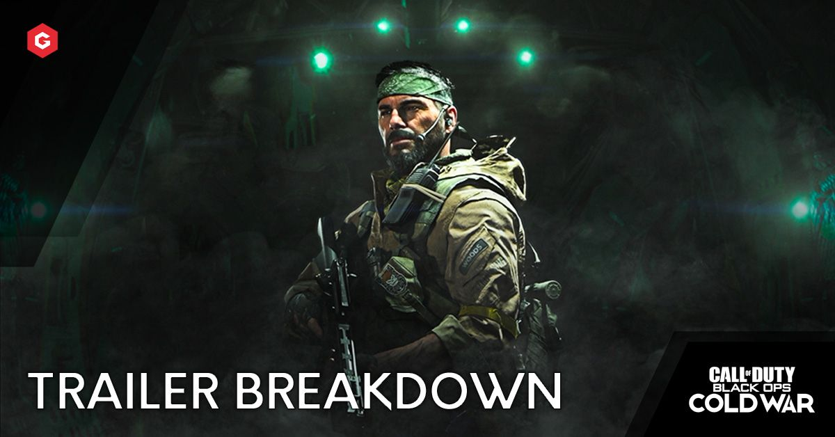 Black Ops Cold War Full Trailer Breakdown Here S What You Missed