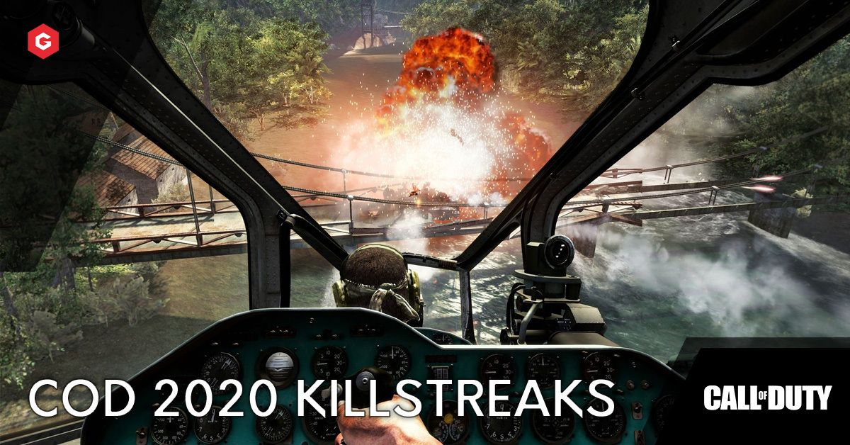 Call Of Duty Black Ops Cold War 2020 All Killstreaks Confirmed