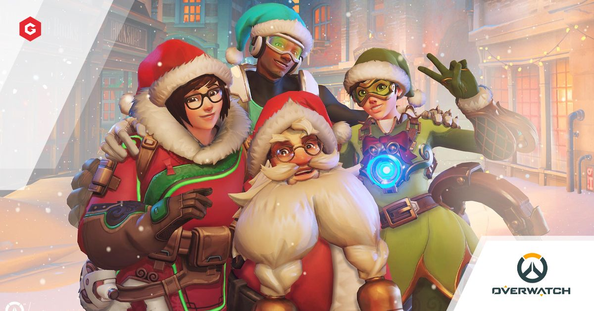 Overwatch Winter Wonderland 2020: Christmas Event Release Date