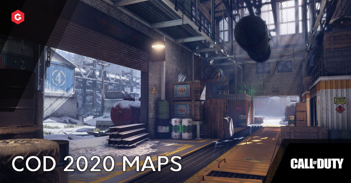 Call Of Duty Black Ops Cold War 2020 All Maps Confirmed And