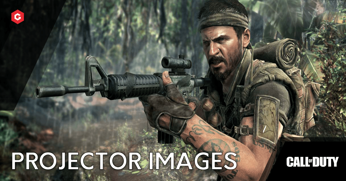 Call Of Duty Black Ops Cold War All Projector Images Revealed