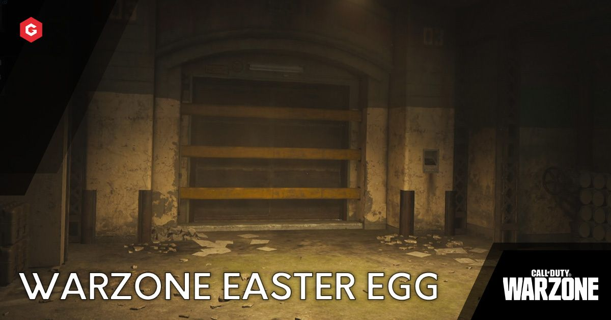 Call Of Duty Warzone Season 4 Easter Egg How To Access The Vault In Warzone With