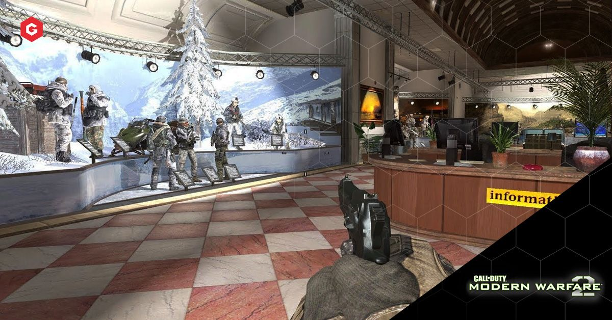 Mw2 Campaign Remastered How To Unlock The Museum In The Campaign Mode
