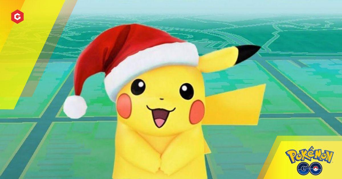 Pokemon Go Christmas 2020 Start Pokemon GO Christmas Event 2020: Release Date, Shiny Pokemon And
