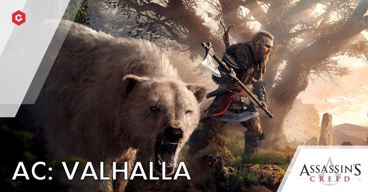 Assassins Creed Valhalla Uk Release Date Gameplay Trailer
