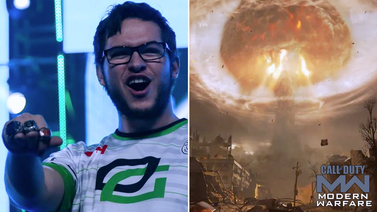 Call Of Duty Modern Warfare 2019 Nuke Has Been Unlocked By Optic Karma In His First