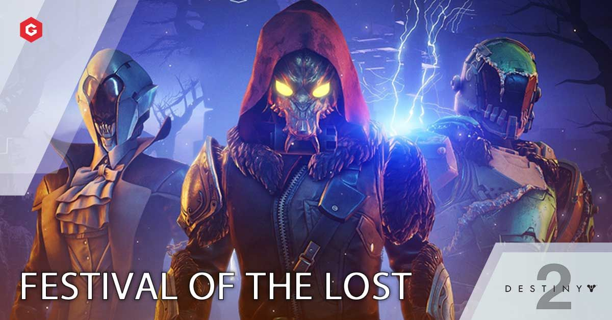 Halloween 2020 Eventos Destiny 2 Festival of the Lost 2020 event start times, leaks