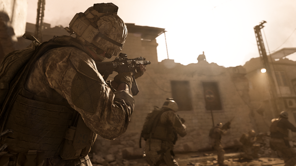 Call Of Duty Modern Warfare Remastered Maps That Should Return