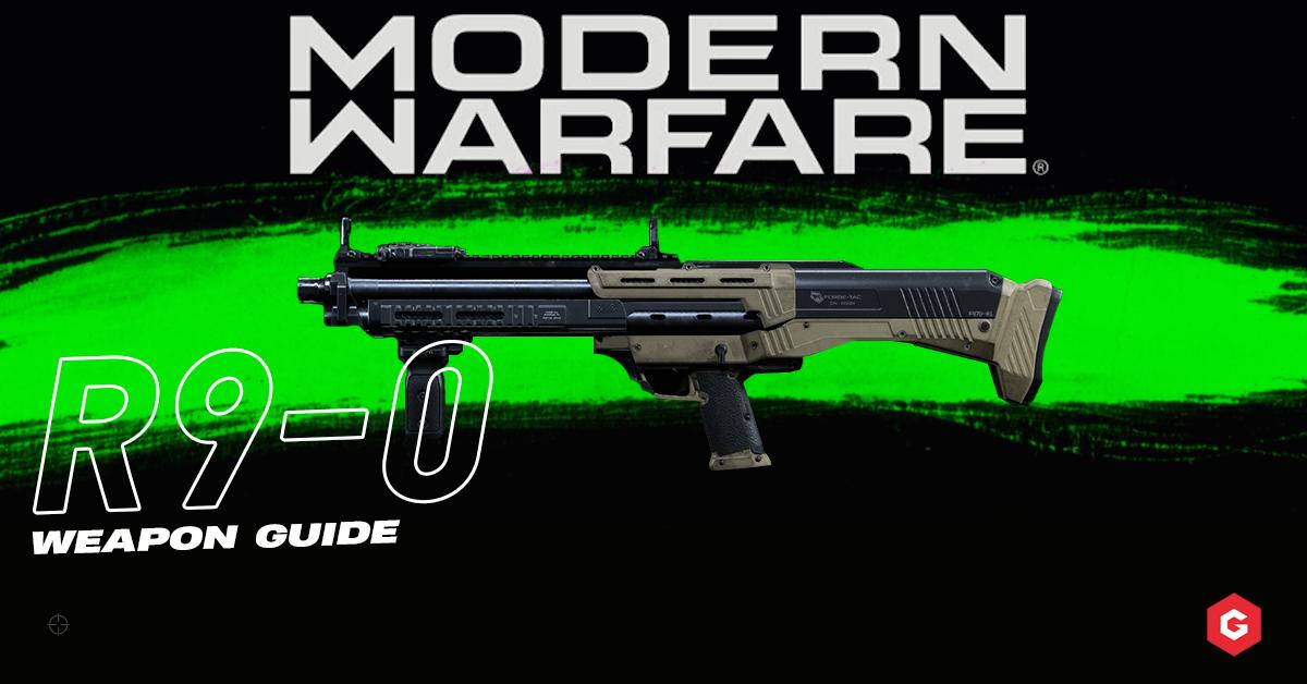 Modern Warfare Season 5 R9 0 Shotgun Setup And Best Attachments For Your Class In Call