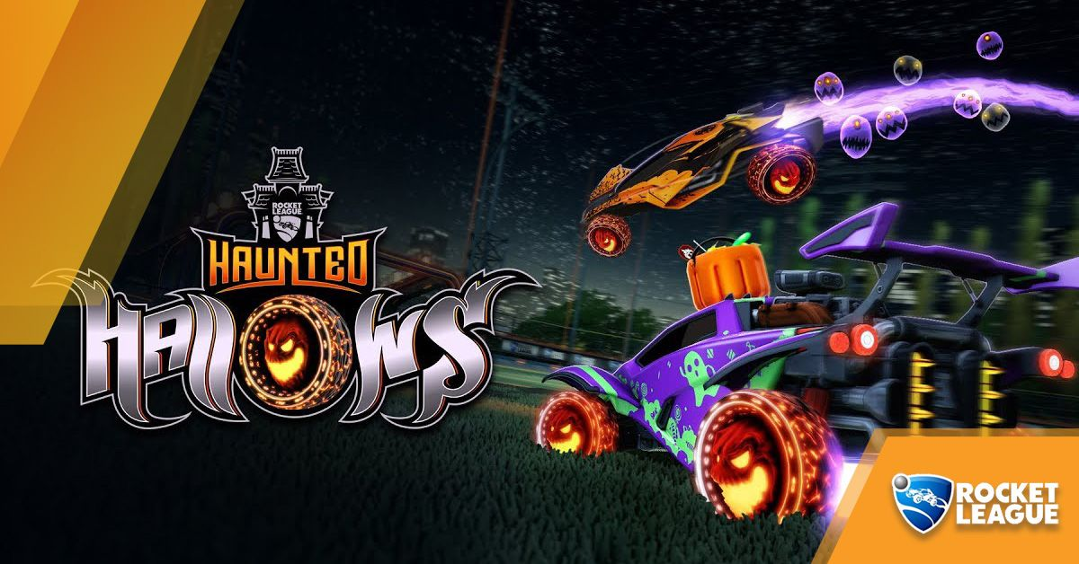 Leauge Halloween Event Start Date 2020 Rocket League Halloween 2020 Event: When Is The Haunted Hallows