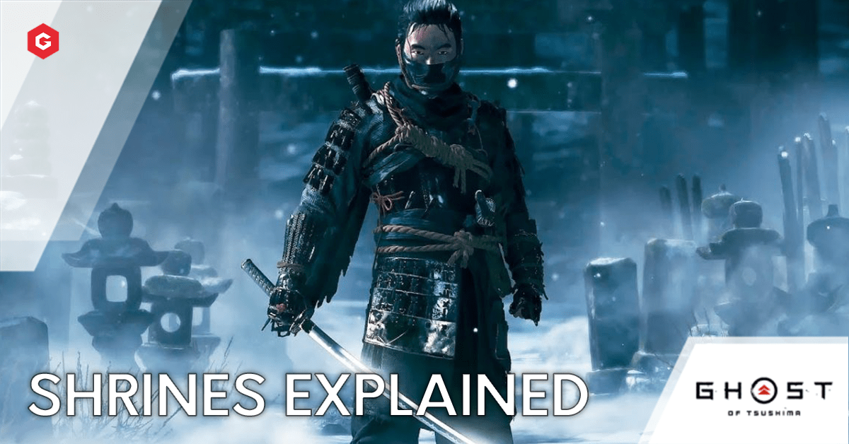 Ghost Of Tsushima Shrines Guide What Are They What Do They Do
