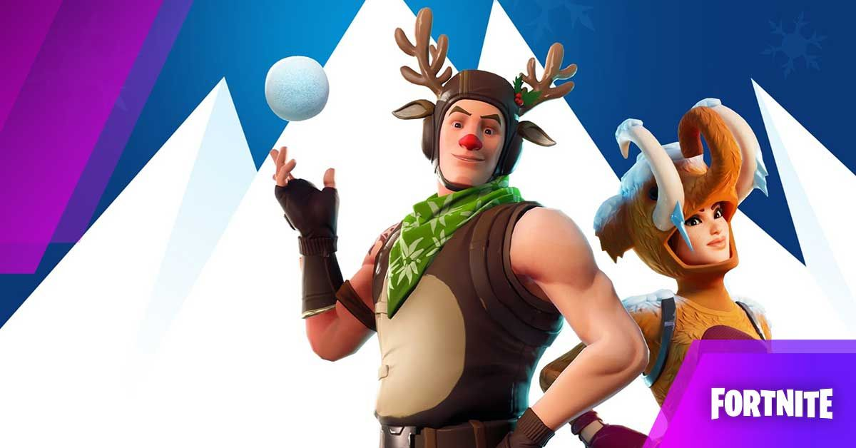 Fortnite Save The World 2020 Christmas Skins Fortnite Winterfest 2020 LEAKS: Release Date, Skins, Snowman NPC