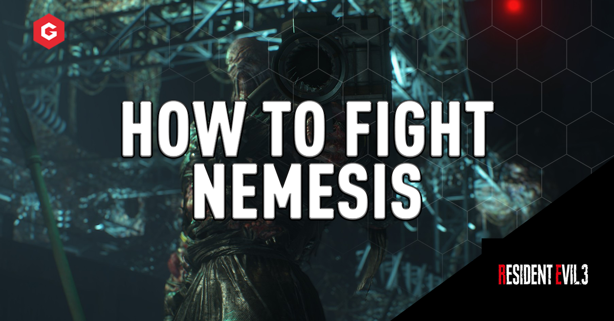 Resident Evil 3 Remake How To Fight Nemesis In Terrifying New