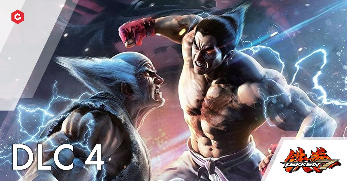 Tekken 7 Season 4 Dlc Release Date Characters Moves Stages And