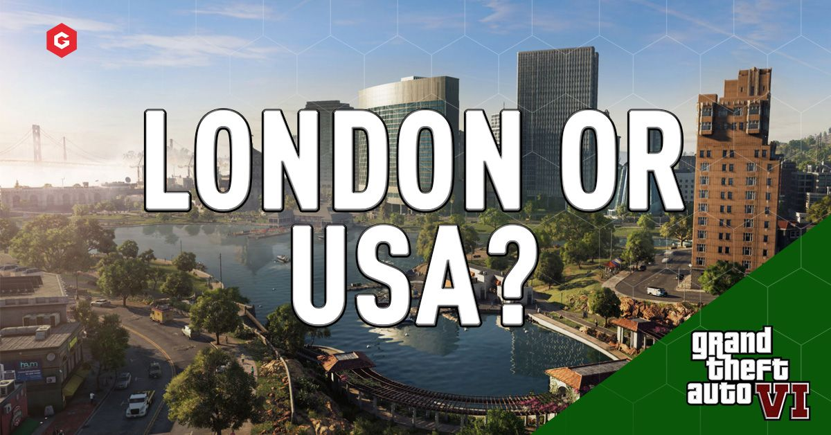 Gta 6 Usa London Where Will The New Map In Grand Theft Auto 6 Be