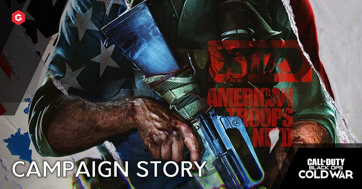 Black Ops Cold War Campaign Story Leaked New Game Is A Black Ops 1 Sequel
