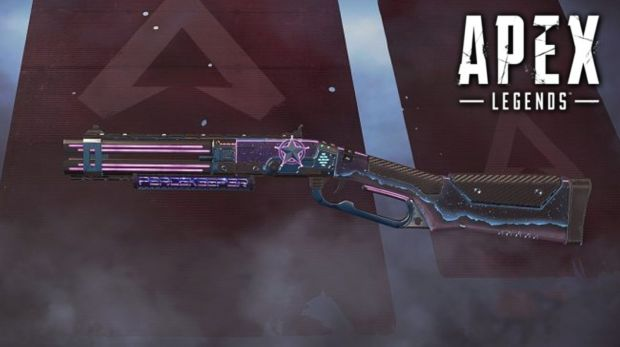 Apex Legends Peacekeeper