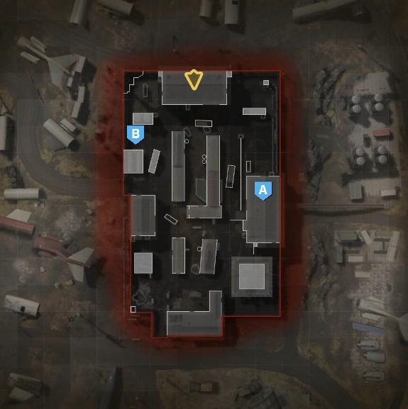 Modern Warfare Scrapyard S&D
