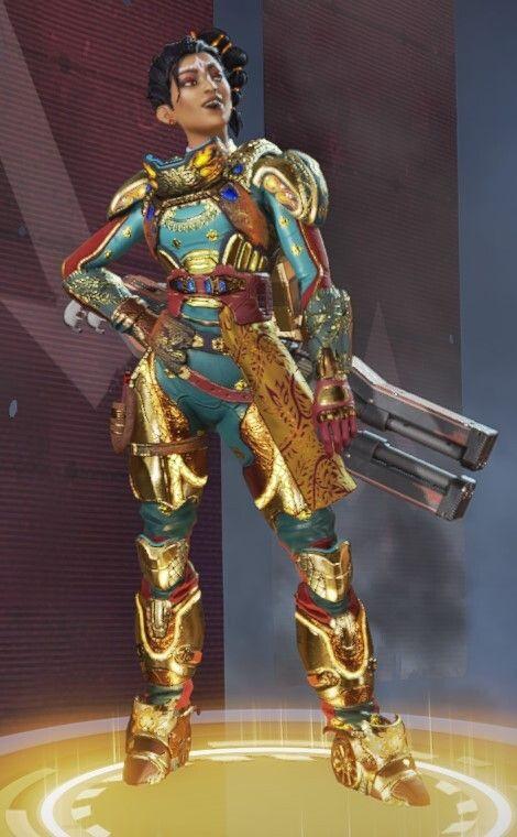 Apex Legends Season 6 Rampart new Legend skin