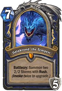 Galakrond the Tempest