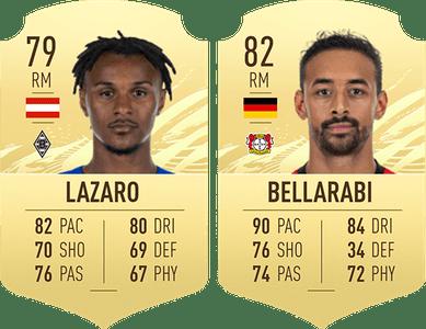 rws - FIFA 21 – FUT Ultimate Team, i giocatori della Bundesliga più economici per iniziare