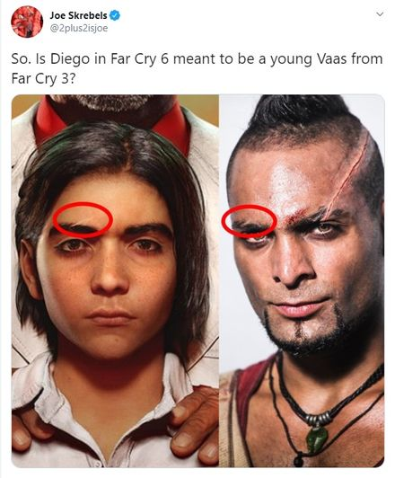 Far Cry 6 Story Vaas Prequel