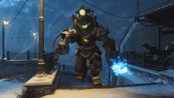 Call Of Duty Black Ops 3 Zombies Der Eisendrache Review