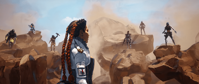 Apex Legends Season 5 new character Loba.