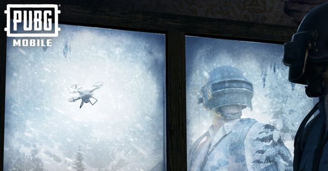 Drones could help you to victory in PUBG Mobile's new Cold Front Survival mode.