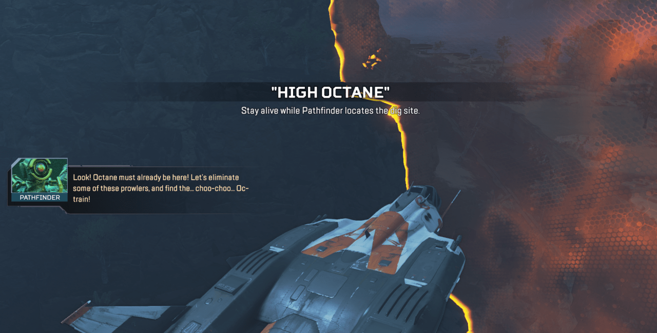 Apex Legends Season 5 Season Quest Four: High Octane