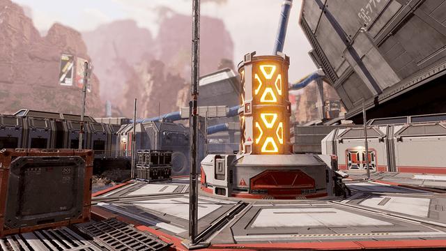 Apex Legends map update
