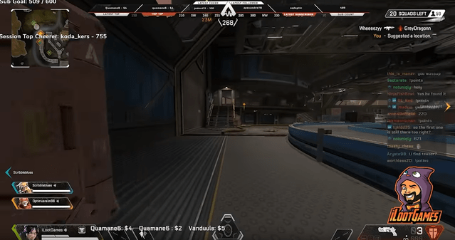 Teaser 2 for Apex Legends Season 5 is located in Sorting Factory. Image courtesy of iLootGames.