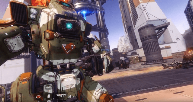 Apex Legends: are titans coming to King's Canyon?