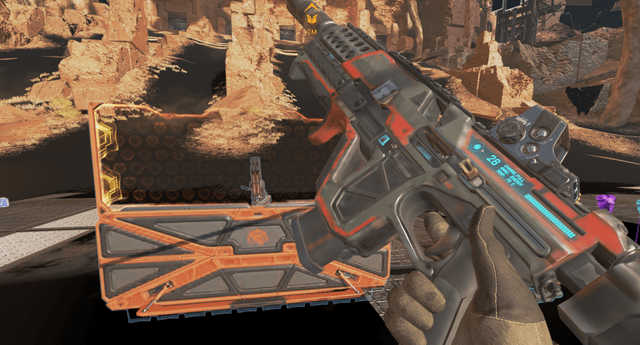 Apex Legends Season 6 Volt new weapon