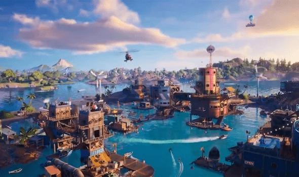Fortnite Chapter 2 Season 3 landing locations best loot