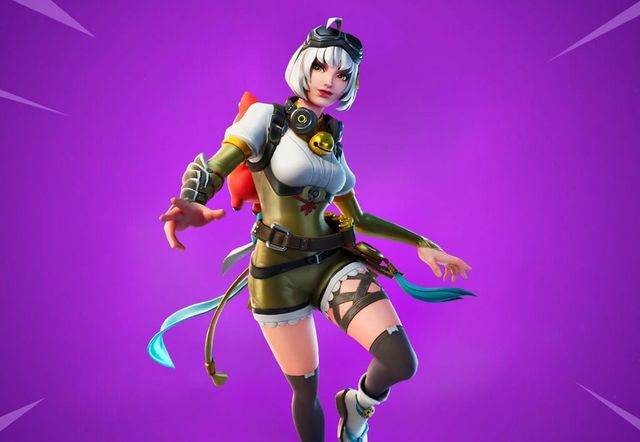 Razor is one skin leaked to be appearing in Fortnite Battle Royale sometime in Chapter 2. Image courtesy of Along The Boards.
