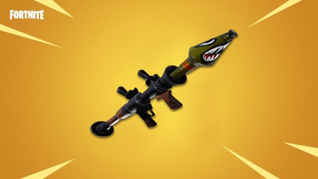 Is a new Rocket Launcher coming to Fortnite Chapter 2 Season 2?