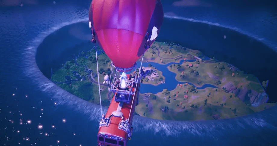 Preparing for life after The Device in Fortnite Chapter 2 Season 3.