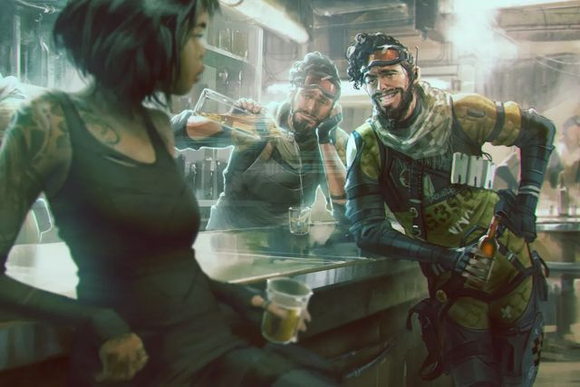 Mirage needs a serious rework to be competitive in Apex Legends Season 5 matches.