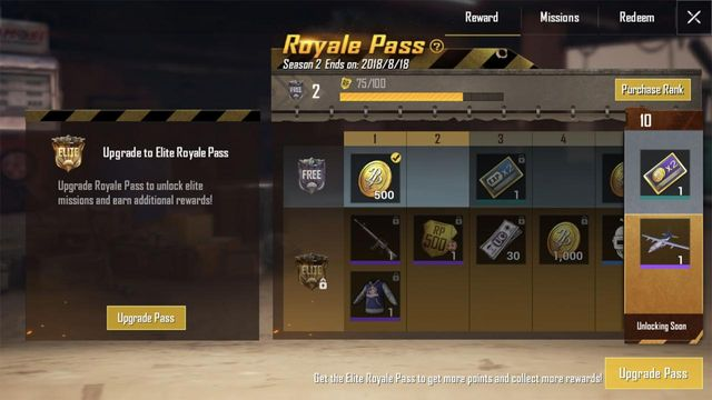 PUBG Mobile could do well to remember its long-time players in Season 13.